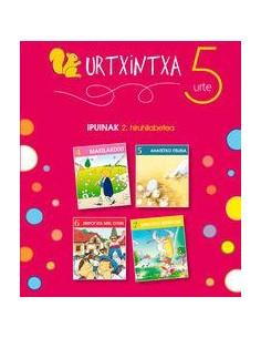 Urtxintxa 5-2 - Ipuinak...