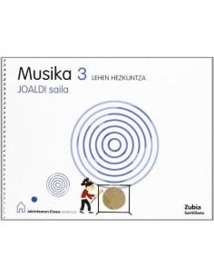 MUSIKA 3 LEHEN HEZKUNTZA...