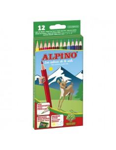 Pinturas ALPINO 12 colores