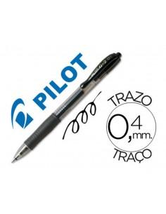 Boligrafo G-2 PILOT 07 negro