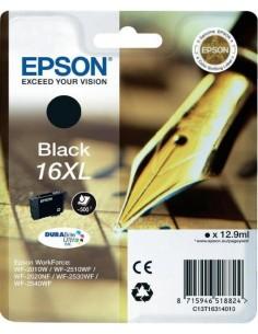 Cartucho EPSON 16XL Negro