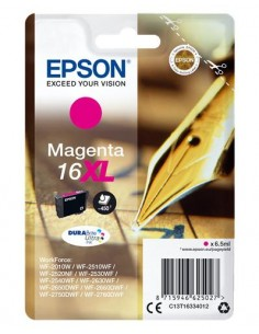 Cartucho EPSON 16XL Magenta