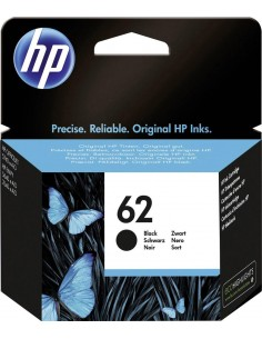 Cartucho HP 62 negro (C2P04AE)