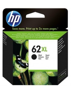 Cartucho HP 62 XL  negro R:...