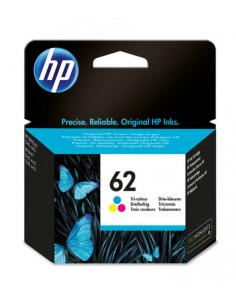 Cartucho HP 62 color (C2P06AE)