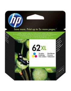 Cartucho HP 62 XL color...