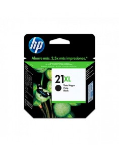 Cartucho HP 21 XL Negro