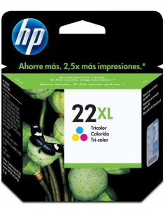 Cartucho HP 22 XL color