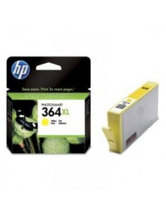 Cartucho HP 364XL amarillo