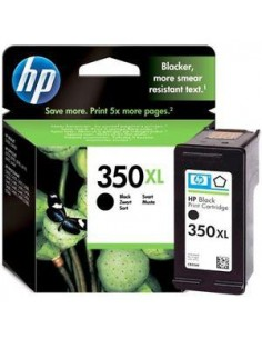 Cartucho HP 350 XL negro...