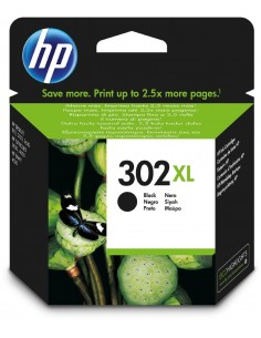 Cartucho HP 302 XL negro...