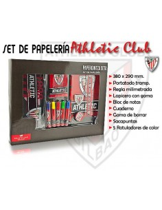 Set Athletic club Papeleria...