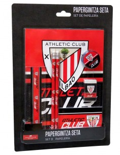 Set de papeleria Athletic...