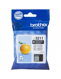 Cartucho Brother LC3211bk...
