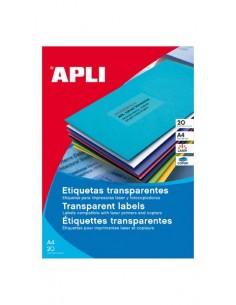 P/ 20 Etiquetas APLI 210 x...