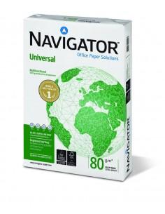 Caja/5 Paq. Navigator A4 80...