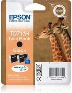 Catucho Epson T0711H negro...