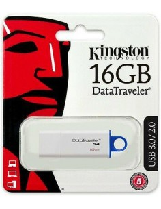 Memoria USB 3.1 KINGSTON 16...