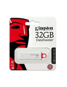 USB KINGSTON 32 GB blanco