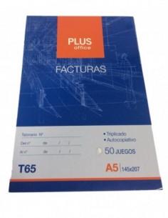 Talonario FACTURAS 4º...