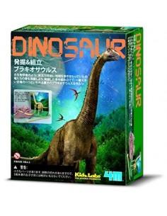 Dino Brachiosaurus- Maqueta...