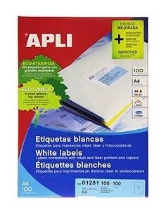 C/100 Etiquetas APLI nº1...