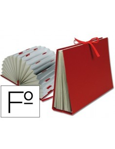 Carpeta clasificadora Folio...