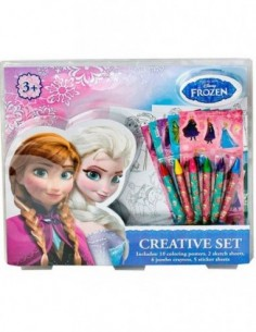 Frozen set creativo