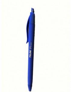 Boligrafo Milan azul P1 touch