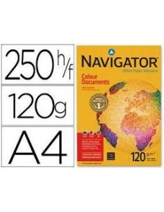 Papel NAVIGATOR A4 120g....