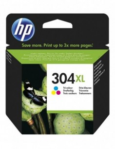 Cartucho Hp 304XL Tricolor