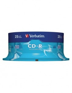 Tarrina 25 Cd´s Verbatim...