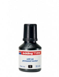 Tinta Edding T-25 Frasco de...