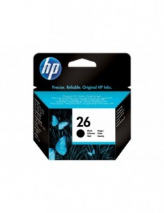 Cartucho de tinta HP 26...
