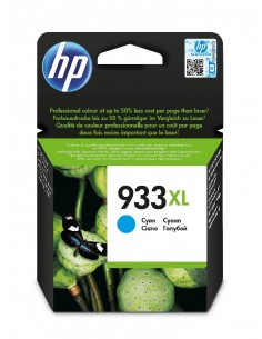 Cartucho HP 933 XL Cian...