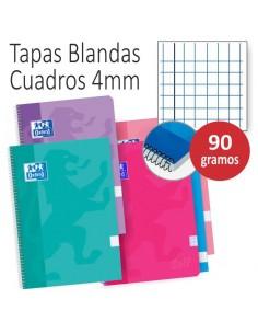 Cuaderno T/B F. 80h. Cuad....