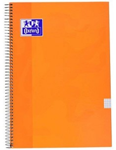 Cuaderno Oxford 80h. 4x4...