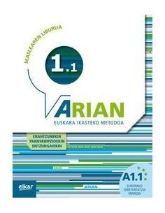 Arian A1.1 ikaslearen...