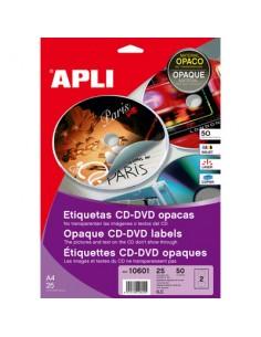 C/50 etiquetas de CD-ROM...