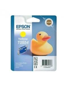 Cartucho Epson T0554 amarillo