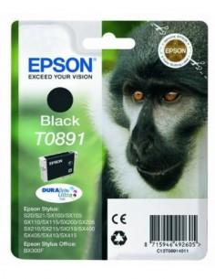 Cartucho Epson T0891 negro