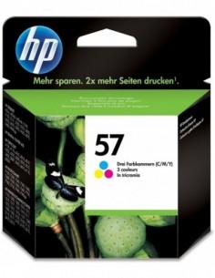 Cartucho de tinta HP 57...