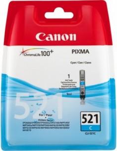 Cartucho Canon CLI-521 cyan...