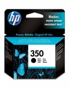 Cartucho HP 350 negro Ref:...