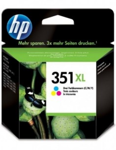 Cartucho de tinta HP 351XL...