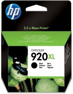 Cartucho de tinta HP 920 XL...