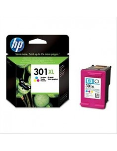 Cartucho HP 301XL Color...