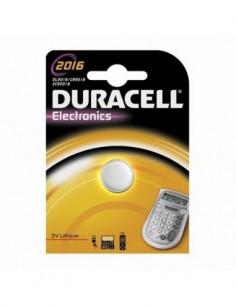 Pila boton DURACELL CR2016