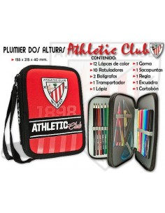 Plumier dos pisos Athletic...