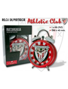 Reloj despertador Athletic...